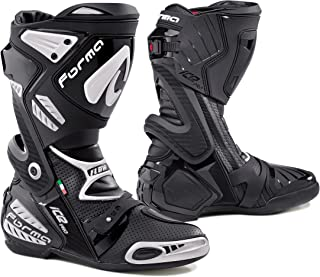 Forma FRIPFBK44 ICE PRO Flow Boots (Black, 44 EU, 10 US)