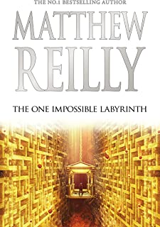 The One Impossible Labyrinth: A Jack West Jr Novel 7