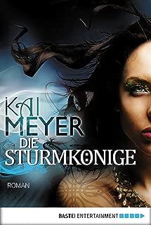 Die Sturmkönige - Dschinnland: Roman (German Edition)