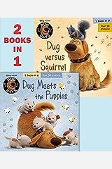 Dug Meets the Puppies/Dug Versus Squirrel (Disney/Pixar Dug Days) (Pictureback(R)) Paperback