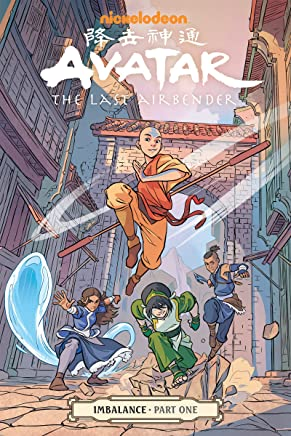 Avatar the Last Airbender: Imbalance