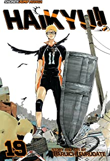 Haikyu!!, Vol. 19: Moon's Halo (English Edition)