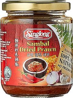 Sing Long Sambal Dried Prawn, 230g