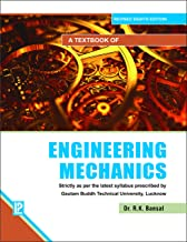 A Textbook of Engineering Mechanics