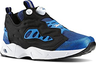Reebok Mens Instapump Pump Fury Road Shoe Collegiate Royal Blue  Sport White Black e8a8e3266
