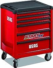 USAG U06460201 Caja extensible de cinco compartimientos vac/ía