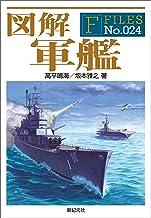 表紙: 図解 軍艦 F‐Files   高平鳴海