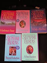 Stephanie Laurens-A Bastion Club Novel Collection: A Gentlemen's Honr+To Distraction+A Lady of His Own+Beyond Seduction+A ...