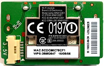 LG 50LN5700 EAT61813801 Wi-Fi Module