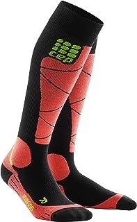 Wp50b-429 Calcetines de compresión Merino de esquí, Hombre