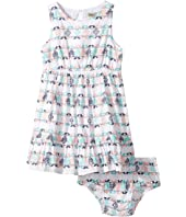 Lucky Brand Kids - Dress w/ Ruffle (Toddler)