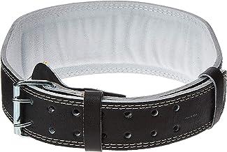 Body Sculpture SOLX-BW-503NB-B Leather Fitness Belt