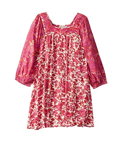 Billabong Kids Hippie Dippie Dress (Little Kids/Big Kids) (Viola) Girl