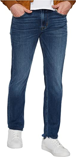 Hudson - Blake Slim Straight Zip in C'ya Later