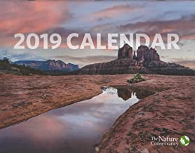 The Nature Conservancy Wall Calendar for 2019