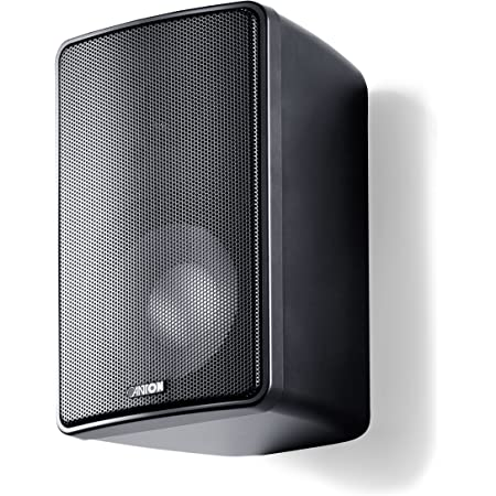 Canton Plus Xl 3 Kleinlautsprecher 60 120 Watt Schwarz Audio Hifi