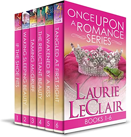Once Upon A Romance Series Books 1 - 6 Boxed Set
