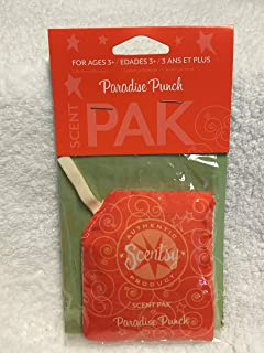 Scentsy Paradise Punch Scent Pak