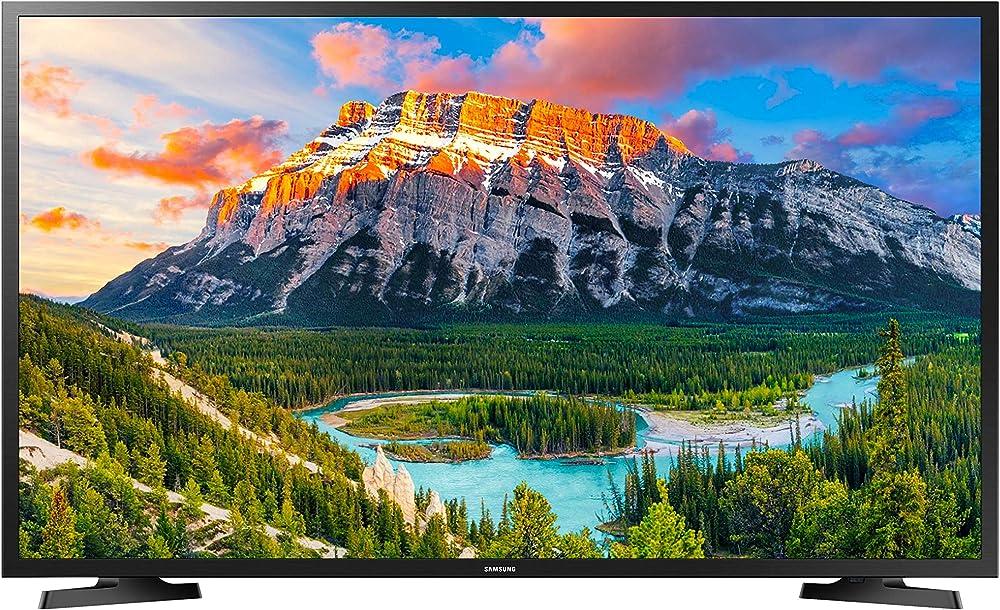 Samsung televisore full hd 32 pollici dvb-t2cs2, serie n5070 UE32N5070AUXZT