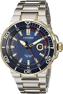 Citizen Eco-Drive Men's AW1424-54L Endeavor Watch