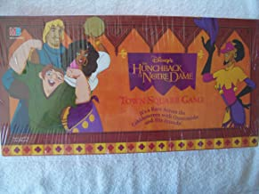 Disney's The Hunchback of Notre Dame Town Square Game by Milton Bradley