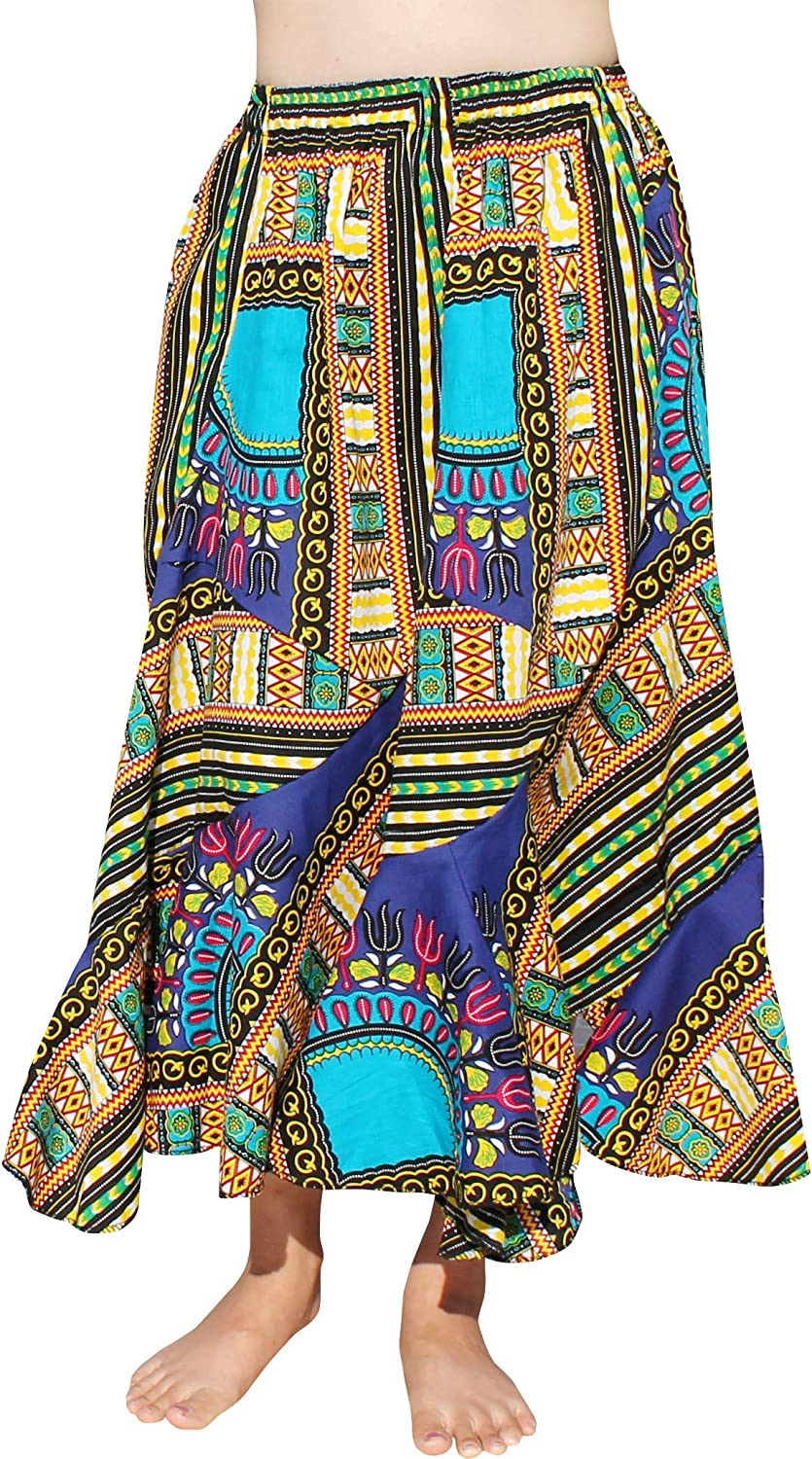 RaanPahMuang Patchwork Max 55% OFF Angle Carved Dashiki Gypsy Short Print Selling rankings Sk