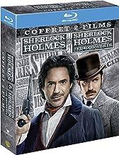 Sherlock Holmes + Sherlock Holmes 2 : Jeu d'ombres [Francia] [Blu-ray]