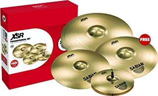 Sabian Cymbal Variety Package, inch (XSR5005GB)