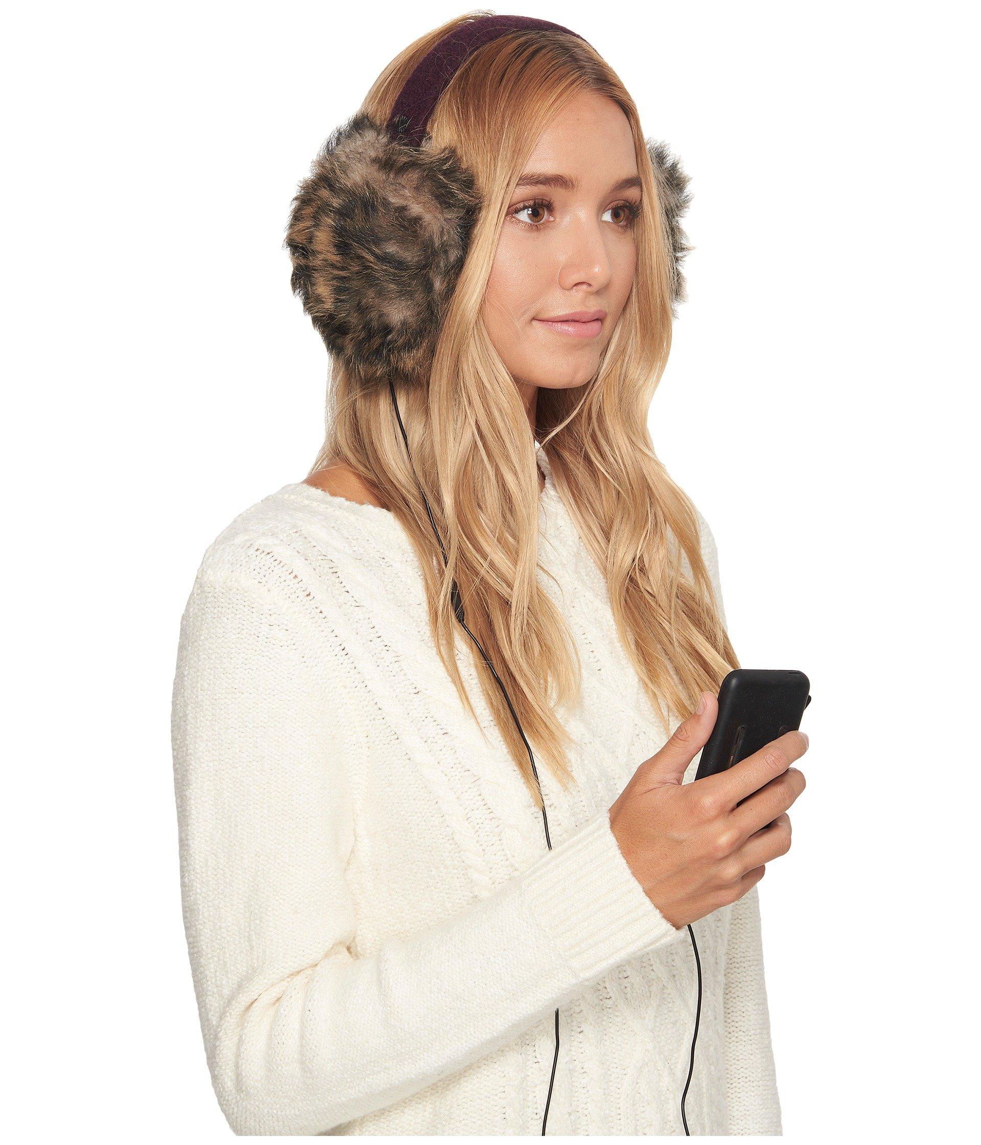 Wool Wired Earmuff