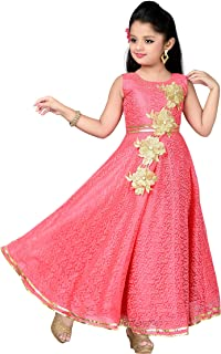 bf19f9c091 Satin Girls' Dresses: Buy Satin Girls' Dresses online at best prices ...