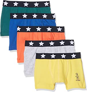 Boys 5 Pack Boxers Style 28567 Sizes 2-12