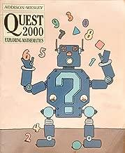 Quest 2000 Exploring Mathematics