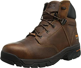 "Timberland PRO Men's Helix 6"" Waterproof Safety-Toe Boot"