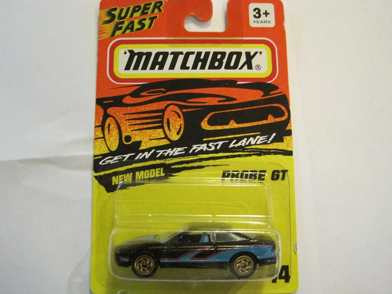 Matchbox Probe GT  44 Super Fast by Matchbox