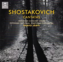 Shostakovich Cantatas