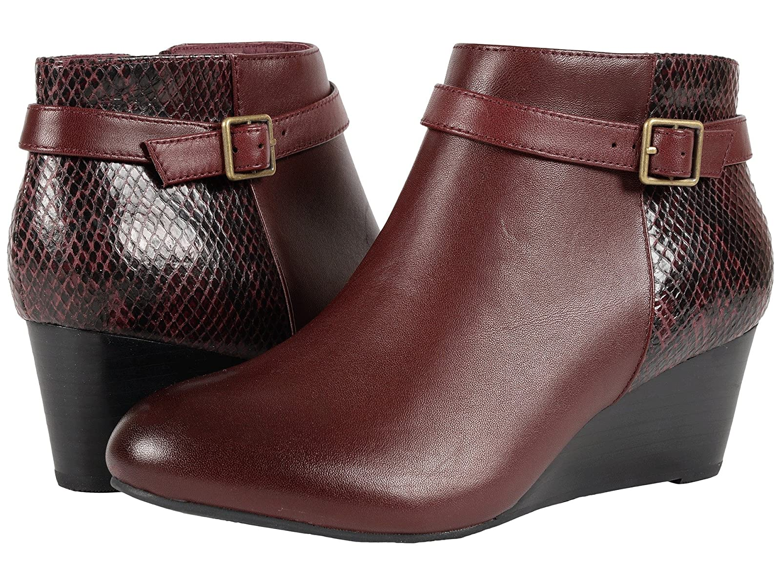 VIONIC Elevated Shasta Wedge BootCheap and distinctive eye-catching shoes