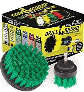 Drill Brush - Brush for Drill - Cleaning Brush for Drill - Drill Brush Set - Drill Brush Power Scrubber - Drill Scrub Atta...
