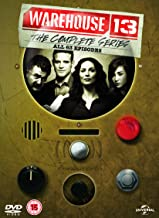 Warehouse 13 - The Complete Series 2009