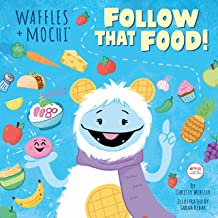 Follow That Food!: Waffles + Mochi