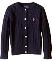 Polo Ralph Lauren Kids - Mini Cable Sweater (Toddler)