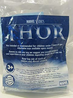 2011 Thor Burger King Fast Food Toy - Multiplying Loki