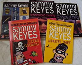 Sammy Keyes Set : Sammy Keyes and the Hotel Thief, Sammy Keyes and the Dead Giveaway, Sammy Keyes and the Skeleton, Hollyw...