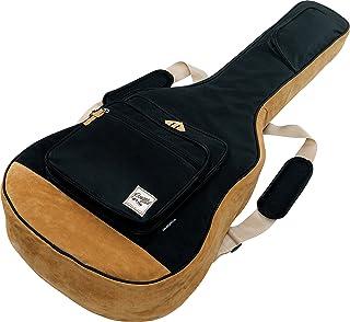 Ibanez GSQ50 Correa para guitarra acústica, Acústico, Negr