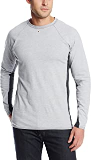 Bulwark Flame Resistant 5.5 oz Cotton/Polyester Long Sleeve Base Layer