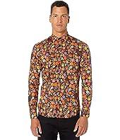 Etro - Floral Print Button Up Shirt