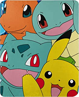 Best eevee pokemon blanket Reviews