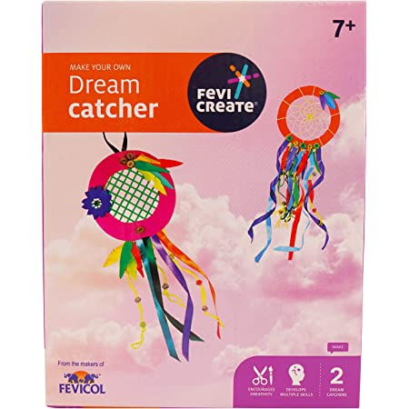 Pidilite Make Your Own Dream Catchers Kit