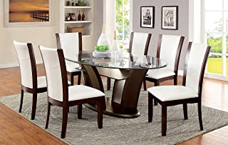 Best small glass dining set Reviews