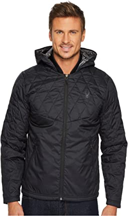 Spyder - Ouzo Synthetic Down Hoodie Jacket