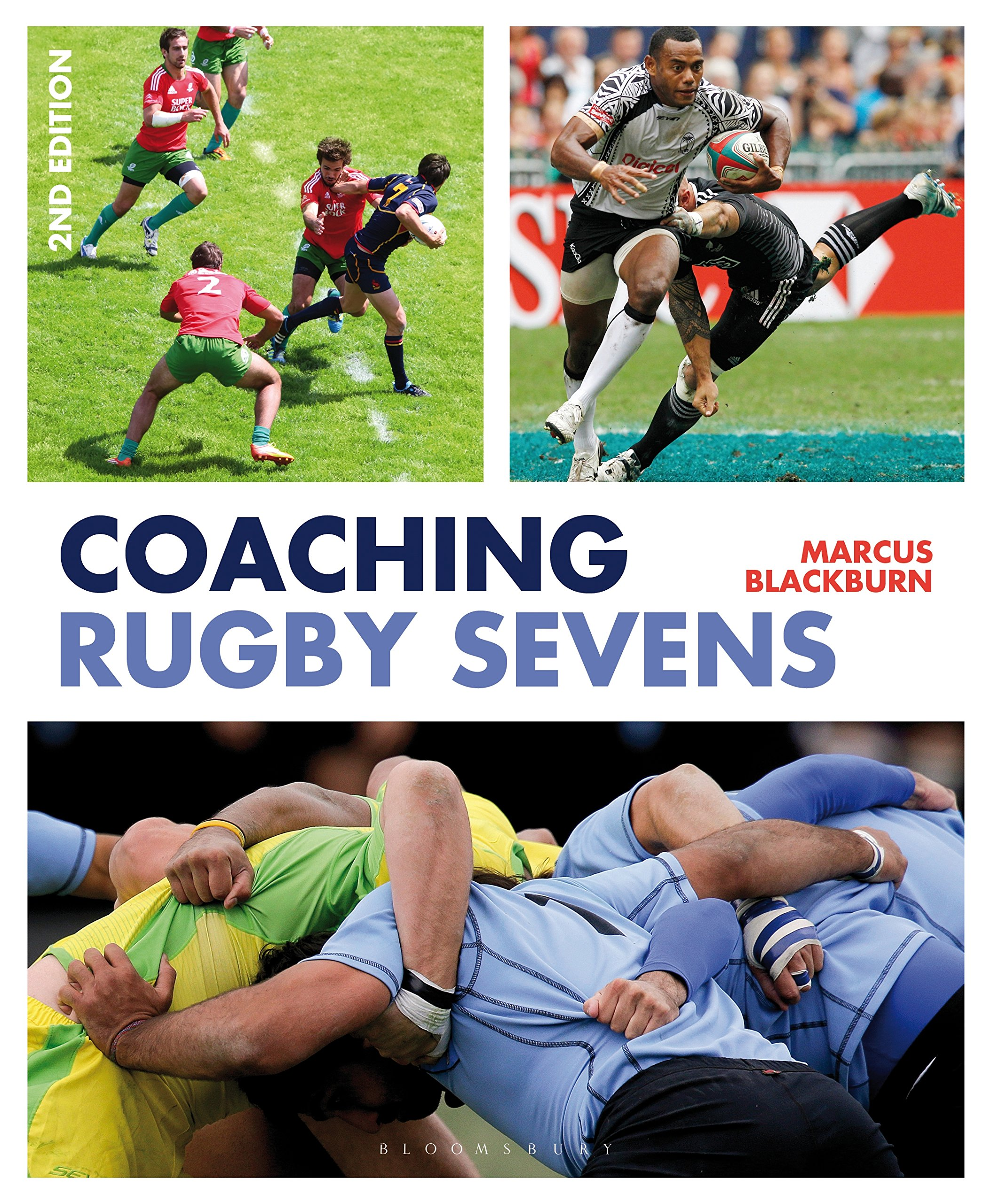 Image OfCoaching Rugby Sevens (English Edition)